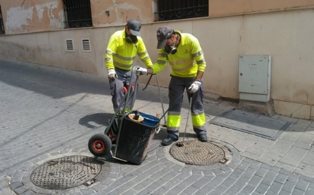 [The contract for integrated pest control for disinfection and rat control services in this municipality is extended for another year