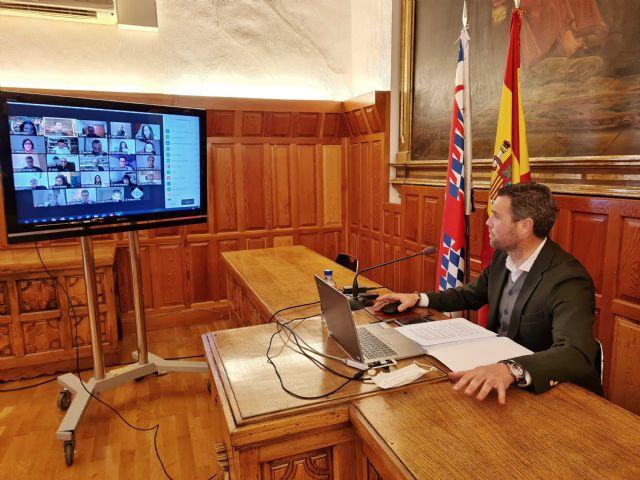 El Ayuntamiento de Caravaca aprueba la desafectación del Mercado de Ganado de Cavila para buscarle usos que contribuyan al empleo y al desarrollo del municipio - 1, Foto 1