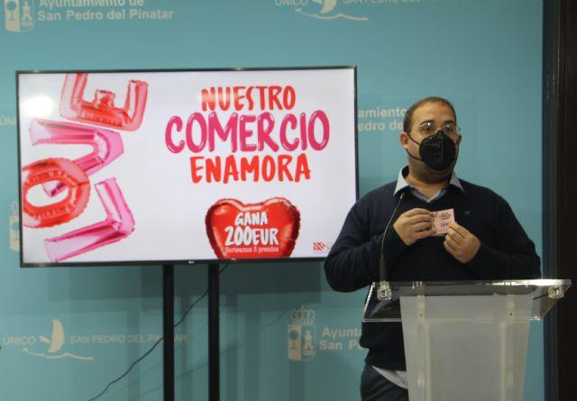 La concejalía de Comercio pone en marcha la campaña Nuestro Comercio Enamora - 1, Foto 1