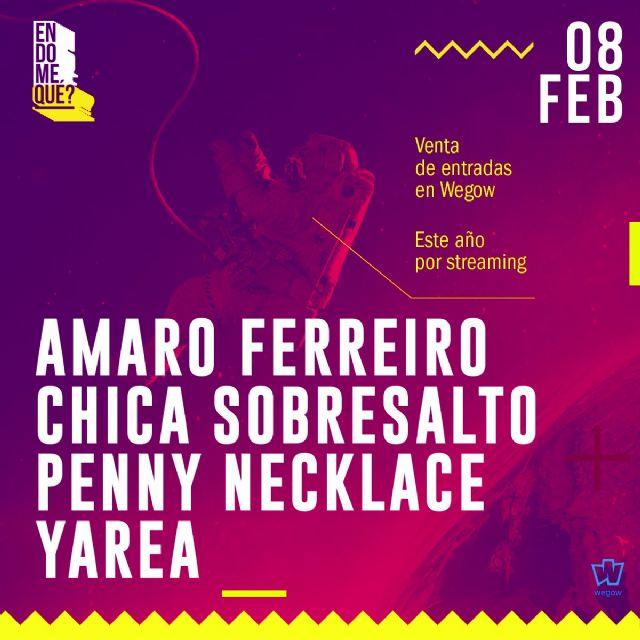 Un concierto online para recaudar fondos para la investigación de la Universidad de Murcia sobre la endometriosis - 1, Foto 1