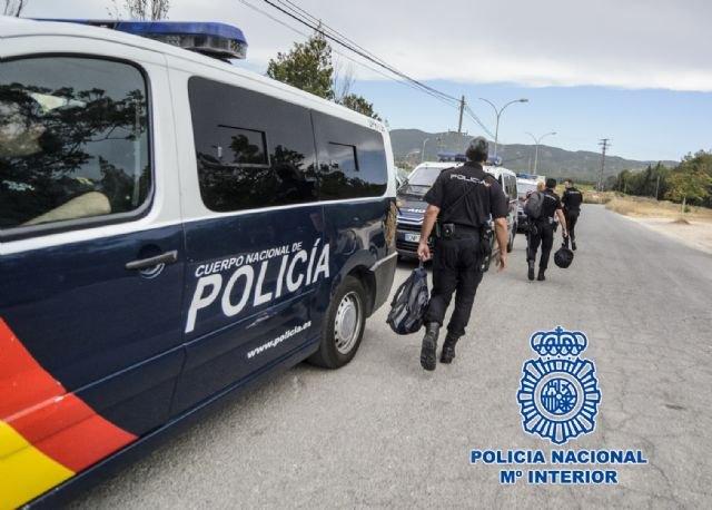 La Policía Nacional detiene a un hombre por  distribución de sustancia estupefaciente a pequeña escala - 2, Foto 2