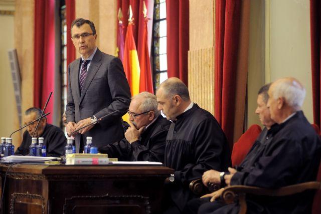 Tradición y honra huertana para dirimir los conflictos de riego en el Consejo de Hombres Buenos - 1, Foto 1