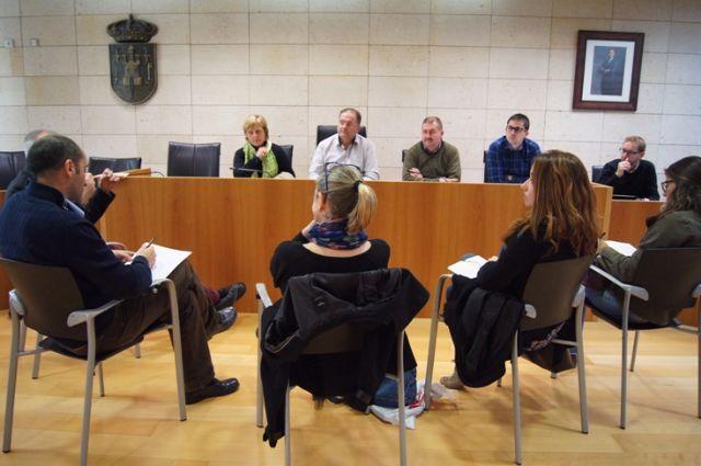 Se celebra una reunión de coordinación del proyecto