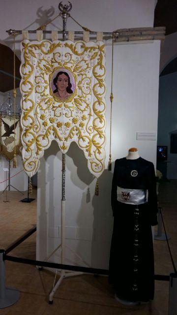 La Hermandad de San Juan Evangelista de Totana participa en una exposición en Alhama de Murcia, Foto 4