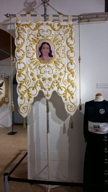 La Hermandad de San Juan Evangelista de Totana participa en una exposición en Alhama de Murcia, Foto 5