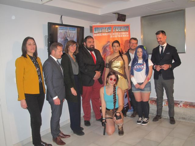 Winter Freak 2018 - IV Salón del Manga y la cultura alternativa de la Región de Murcia - 1, Foto 1