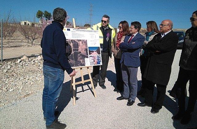 La Comunidad acondicionará durante este año más de 50 caminos rurales en 35 municipios