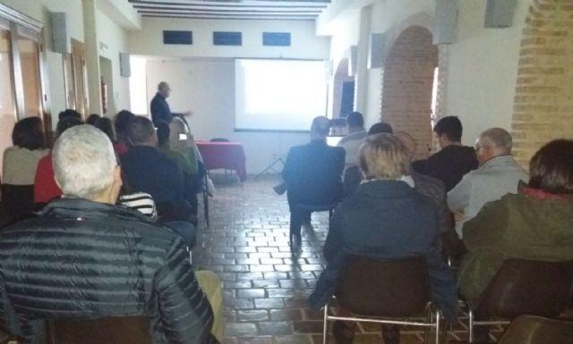 La Comunidad Educativa de Pliego ya conoce el proyecto del nuevo colegio - 1, Foto 1