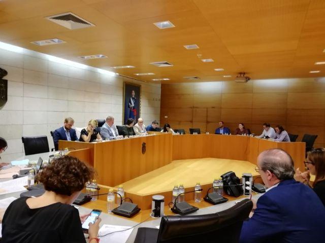 El Pleno de febrero aborda la moción conjunta para la conmemoración del 8 de marzo con motivo del Día Internacional de la Mujer