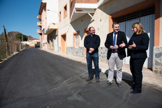 El Director General del Agua anuncia mejoras en la canalización de Camposol, Foto 1
