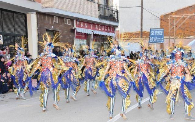 Este próximo fin de semana se celebran los principales desfiles del Carnaval de adultos e infantil, con peñas y colegios de Totana - 2, Foto 2