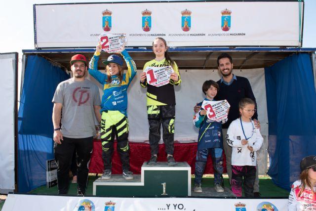 220 pilotos de BMX compiten en Mazarrón en la prueba más internacional de España, Foto 4