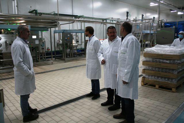 "Municipal authorities visit the new facilities of ""El Torrejón"", Foto 2"