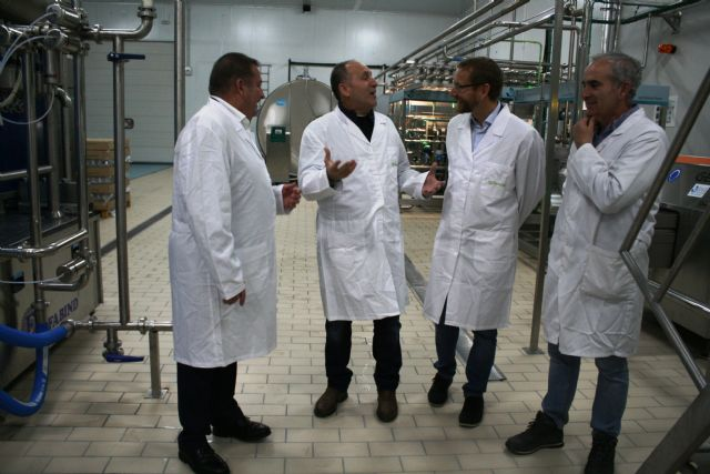 "Municipal authorities visit the new facilities of ""El Torrejón"", Foto 3"