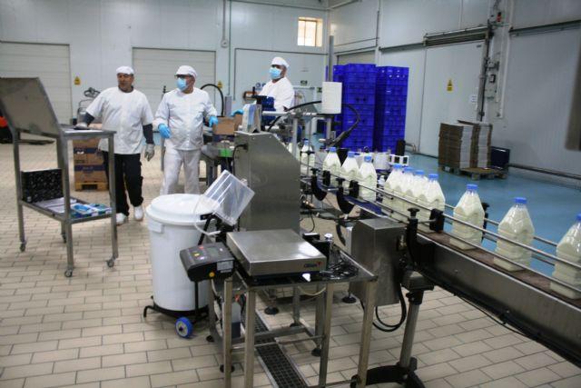 "Municipal authorities visit the new facilities of ""El Torrejón"", Foto 4"