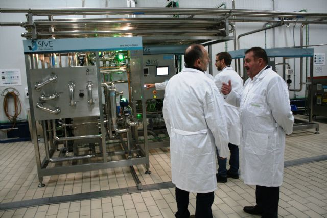 "Municipal authorities visit the new facilities of ""El Torrejón"", Foto 5"