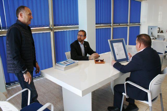 "Municipal authorities visit the new facilities of ""El Torrejón"", Foto 6"