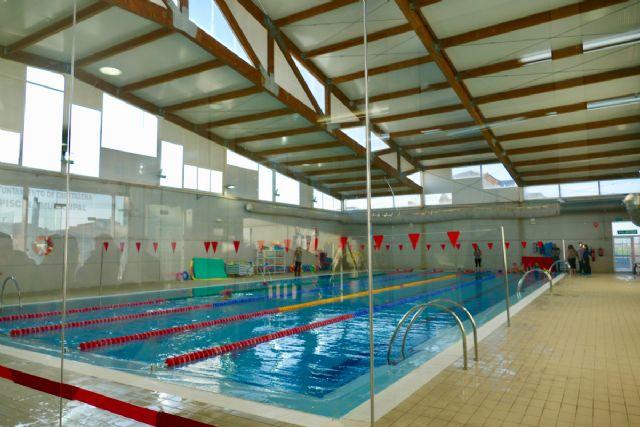 Reabre la piscina de La Aljorra - 1, Foto 1