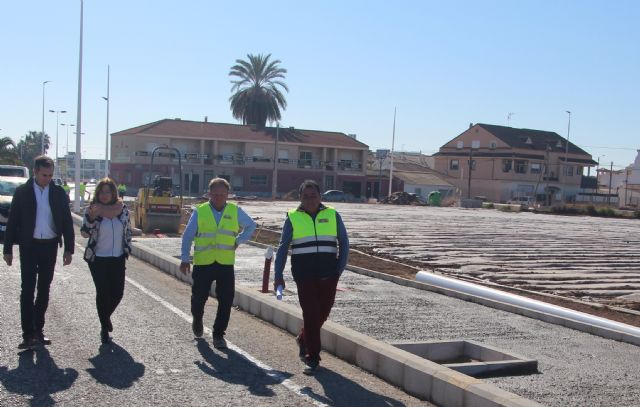 El Ayuntamiento mejora el acceso al municipio por la Avenida del Puerto - 1, Foto 1