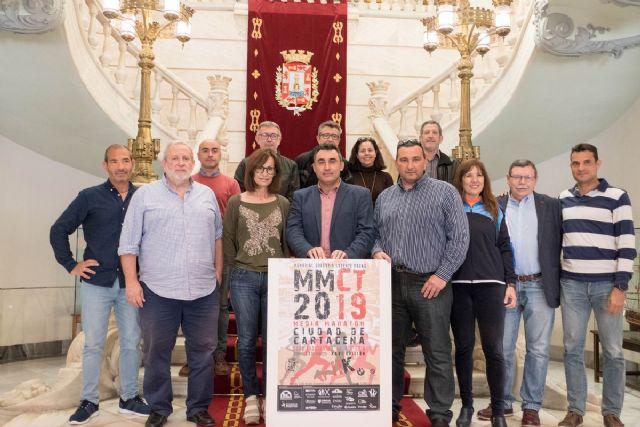 La XXVI edición de la Media Maratón de Cartagena tendrá este año un tono musical - 1, Foto 1