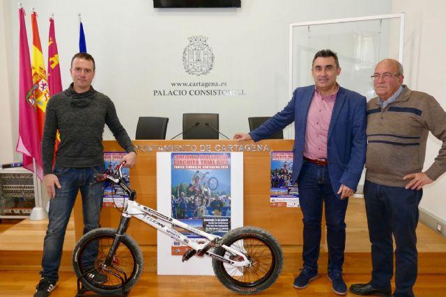 Se inaugura el Circuito de Trial Bici con el campeonato ´Trofeo Ciudad de Cartagena´ - 1, Foto 1