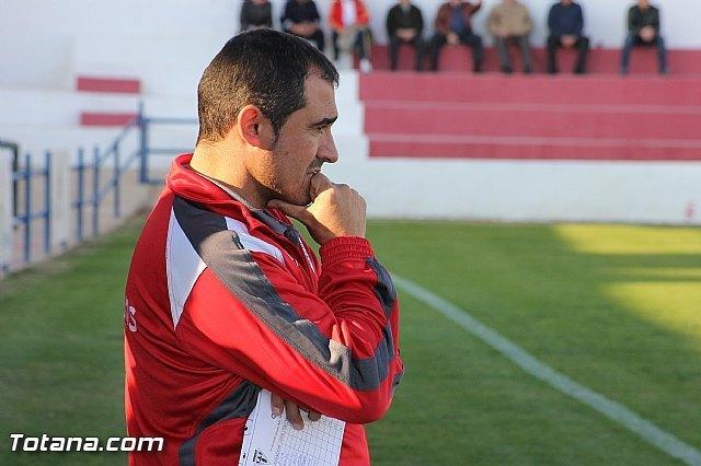 Leo López, ex-footballer and former coach of the Totana Olympiad dies, Foto 1