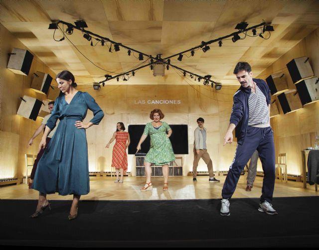Teatro Kamikaze regresa al TCM con ´Las canciones´, un texto de Pablo Messiez basado en personajes de Chéjov - 3, Foto 3