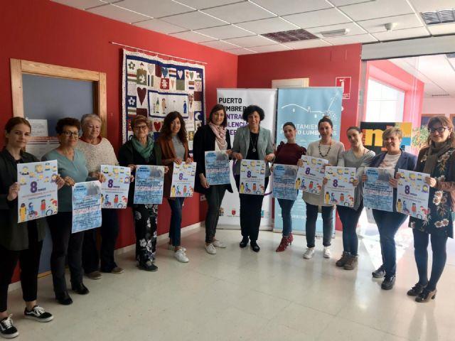 Puerto Lumbreras celebrará el día Internacional de la Mujer con tres meses cargados de actividades - 1, Foto 1