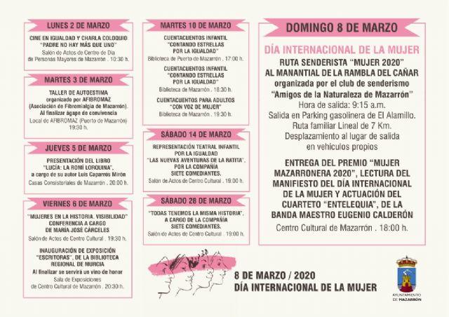 María Concepción Ruíz Martínez es la Mujer Mazarronera 2020 - 3, Foto 3