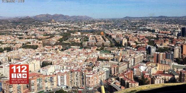 Incendio de cañas declarado en Murcia - 1, Foto 1