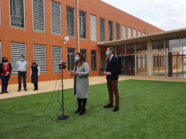 Educación implantará el próximo curso un nuevo Bachillerato en el IES Felipe VI de Yecla - 1, Foto 1