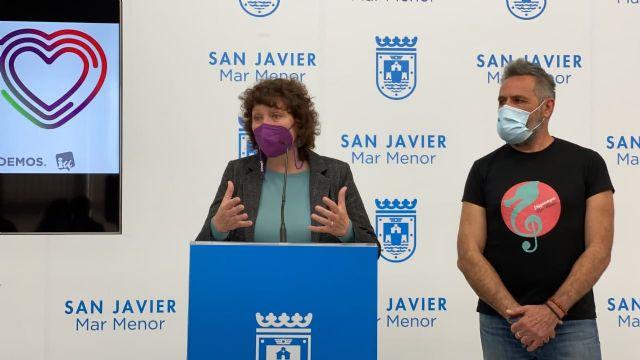 Podemos reclama más recursos sanitarios para la comarca de San Javier - 1, Foto 1