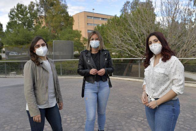 Tres investigadoras de la UMU, jóvenes promesas de la ciencia regional - 1, Foto 1