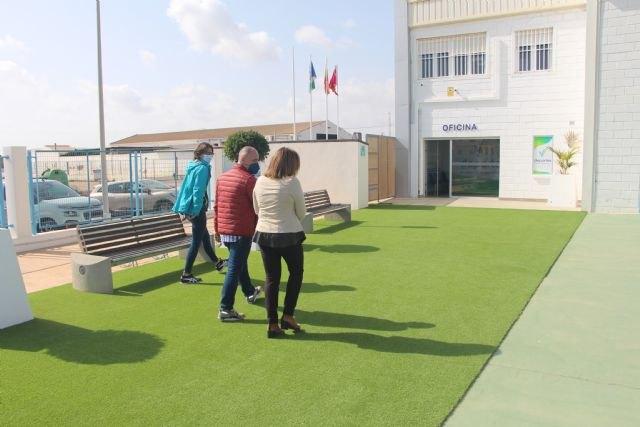 El Polideportivo municipal mejora la accesibilidad y refuerza  las medidas de seguridad  por el COVID19 - 1, Foto 1