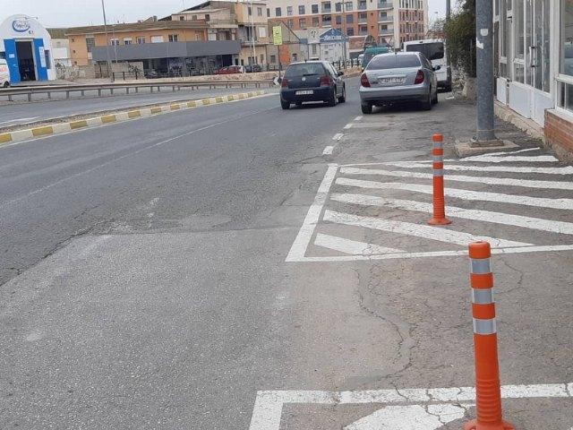 Estudiarán reordenar el tráfico y la creación de plazas de aparcamiento en el desvío de la avenida Juan Carlos I, entre La Turra y la calle Cruz Hortelanos - 2, Foto 2