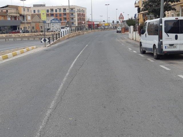 Estudiarán reordenar el tráfico y la creación de plazas de aparcamiento en el desvío de la avenida Juan Carlos I, entre La Turra y la calle Cruz Hortelanos - 3, Foto 3