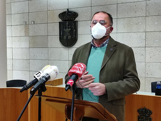 [El alcalde anuncia que condenan al Ayuntamiento a pagar 5,5 millones de euros por el incumplimiento de sendos convenios urbanísticos en el 2006, Foto 1