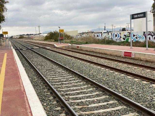 La rehabilitación del entorno y la estación de Torre Pacheco costará casi un millón de euros - 2, Foto 2