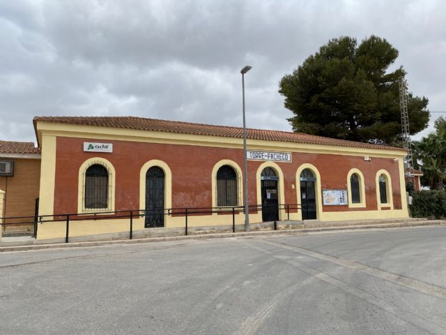 La rehabilitación del entorno y la estación de Torre Pacheco costará casi un millón de euros - 3, Foto 3
