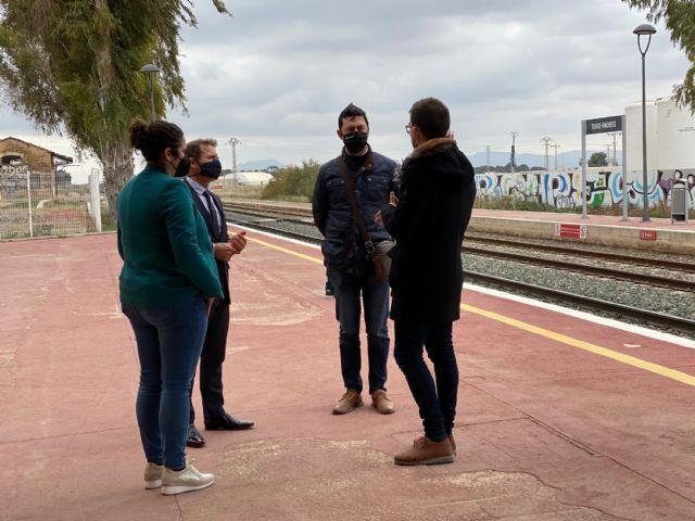 La rehabilitación del entorno y la estación de Torre Pacheco costará casi un millón de euros - 5, Foto 5