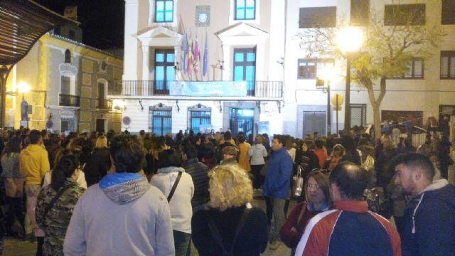 AELIP recibe el calor de cientos de muleños en el acto de lectura del Manifiesto del Día Mundial de las Lipodistrofias - 2, Foto 2