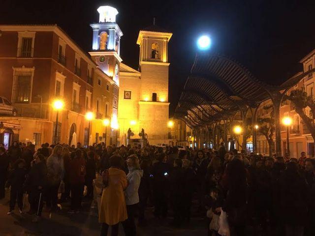 AELIP recibe el calor de cientos de muleños en el acto de lectura del Manifiesto del Día Mundial de las Lipodistrofias - 3, Foto 3