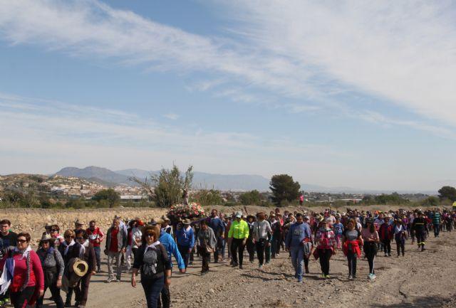 Puerto Lumbreras reúne a un millar de personas en la Romería en honor a la Virgen del Carmen - 3, Foto 3