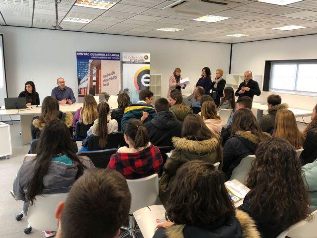 El Vivero de Empresas acogió una Jornada de Emprendimiento y Empleo, Foto 4