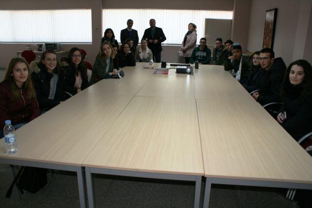 El Vivero de Empresas acogió una Jornada de Emprendimiento y Empleo, Foto 5