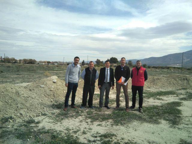Ciudadanos reclama que se aceleren los trámites para la construcción del nuevo colegio de Librilla - 1, Foto 1