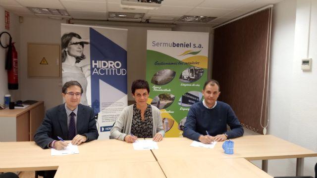 Hidrogea y Beniel renuevan el programa de apoyo y conciliación para niños con dificultades - 1, Foto 1