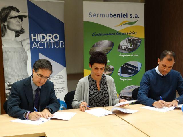 Hidrogea y Beniel renuevan el programa de apoyo y conciliación para niños con dificultades - 2, Foto 2