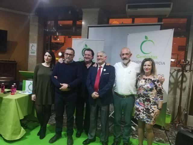 Alcantarilla en el Centro. Centristas CCD presentó a Francisco Castillo para alcalde de Alcantarilla - 1, Foto 1