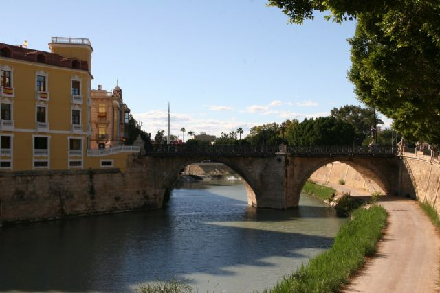 Incoan de nuevo el Puente Viejo como monumento BIC tras la solicitud de Huermur - 1, Foto 1
